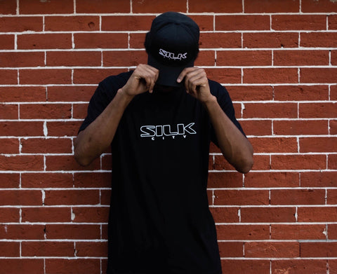 Silk City T-Shirt (Black)
