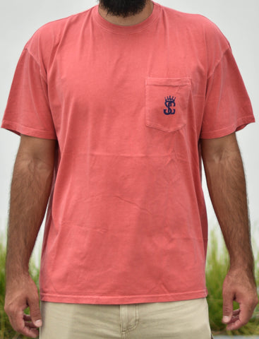 Pocket T (Guava Pink)