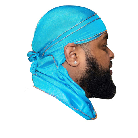 Durag (Electric Blue)