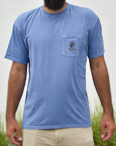 Pocket T (Peri Blue)