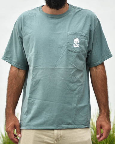 Pocket T (Military Green)