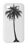 Hipster Palm Tree iPhone 5-5s Plastic Case
