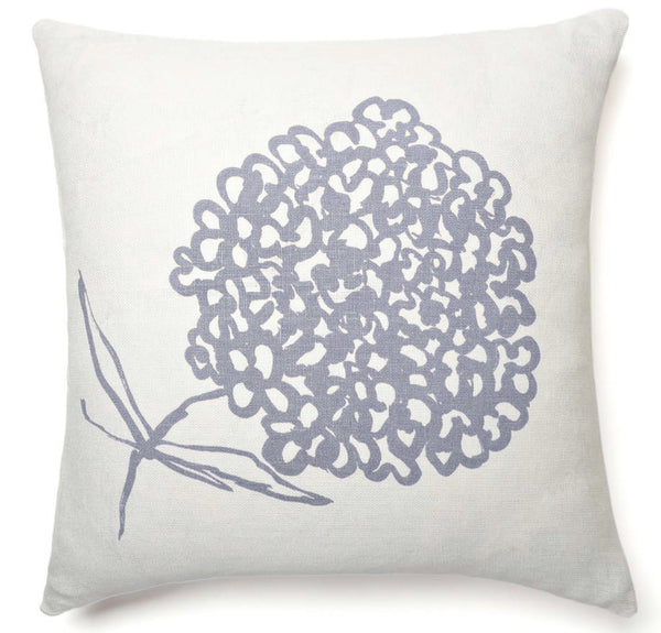 Cheri Pillow by Andrea Bernstein - Chambray
