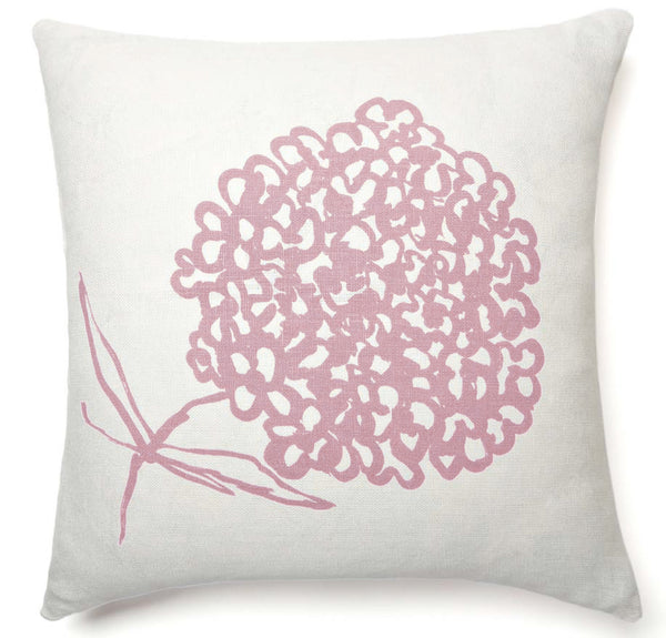 Cheri Pillow by Andrea Bernstein - Rose Blush