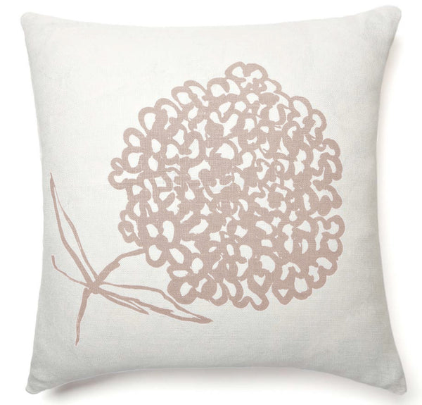 Cheri Pillow by Andrea Bernstein - SOFT Nude