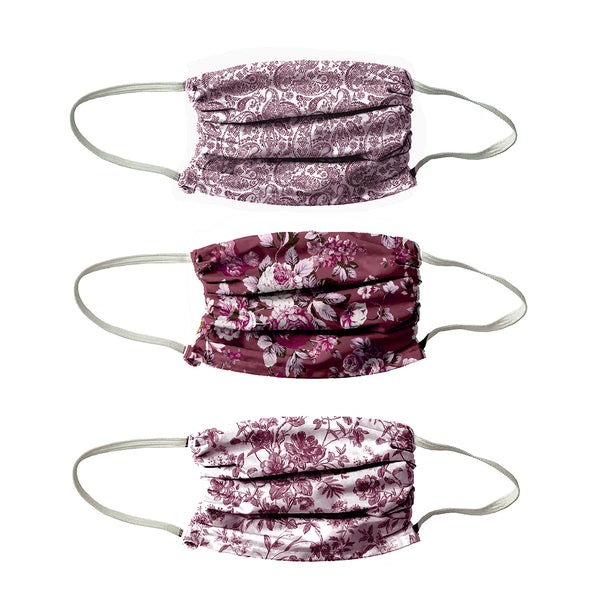 NEW! CHERRY WINE VINTAGE 3 PACK- WINE COLORS