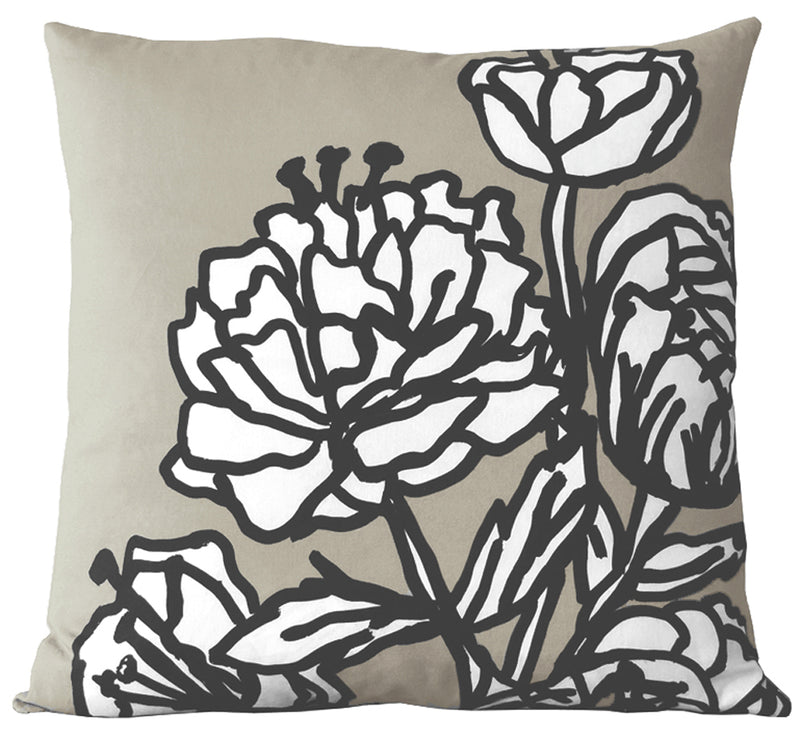 Ella Pillow by Andrea Bernstein - Natural