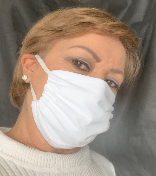 1 UNIT Reusable / Washable Face Shield with Filter Pocket