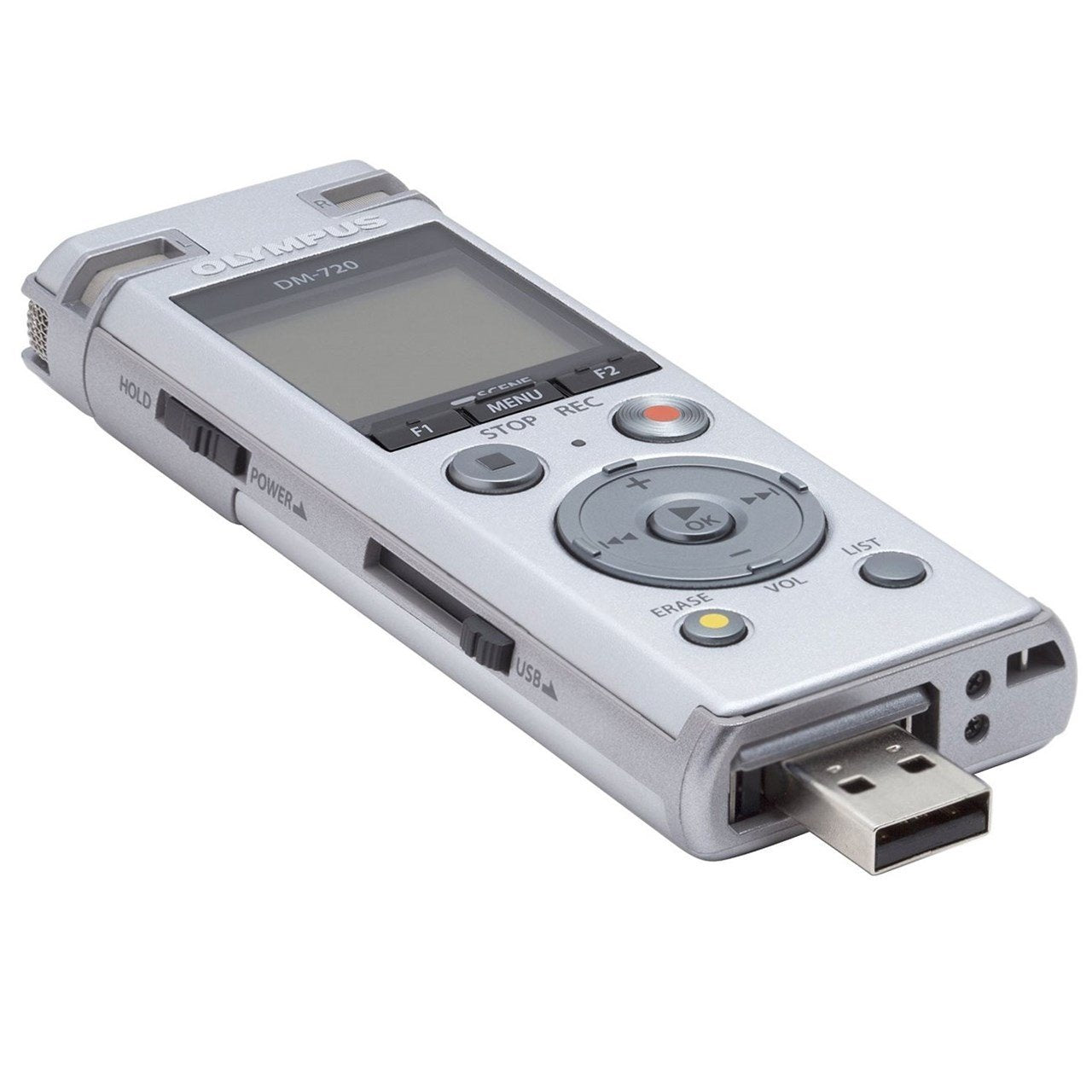 DM720 voice recorder