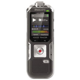 Philips Dvt6000 Voice Tracer Lecture And Interview Recorder