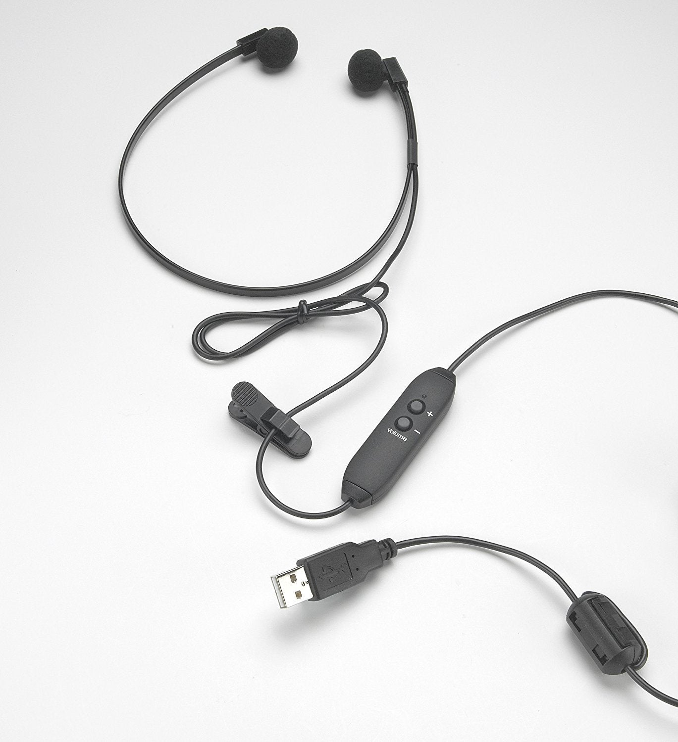 Spectra SP-USB Transcription Headset