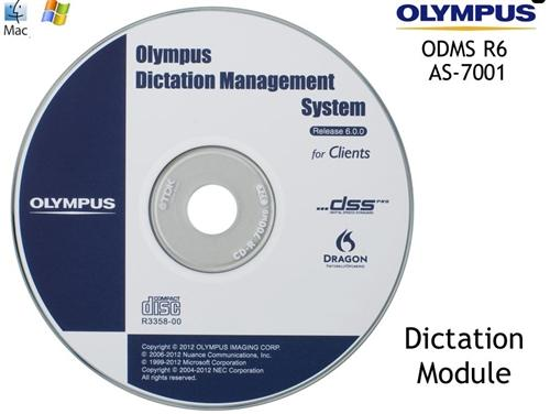AS7001 Dictation Module