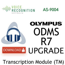 Olympus AS9004 Transcription Module Upgrade License Key