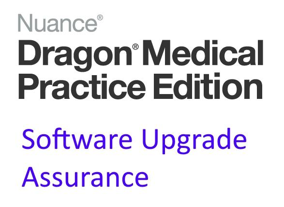 Renew Annual Dragon Medical Support & Software Assurance Category Collection
