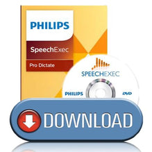 Philips LFH4401 SpeechExec Pro 10 Dictate Software - Download