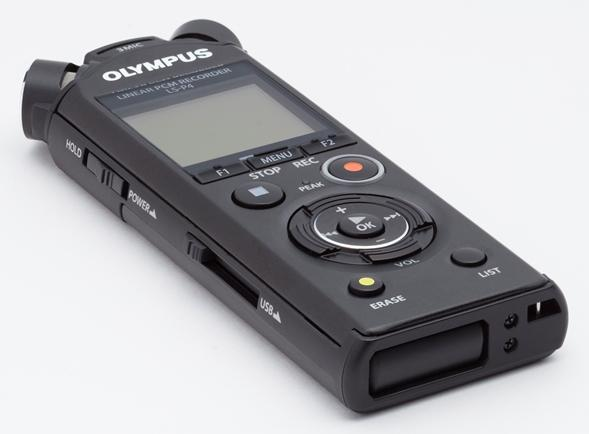 LS-P4 Audio Recorder