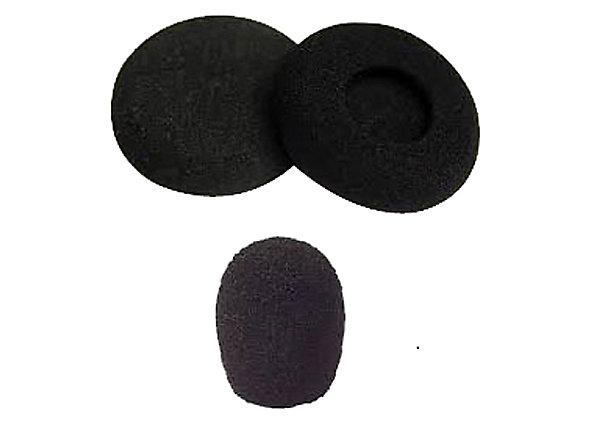 Andrea Electronics Foam Cover Replacements Dragon Microphone