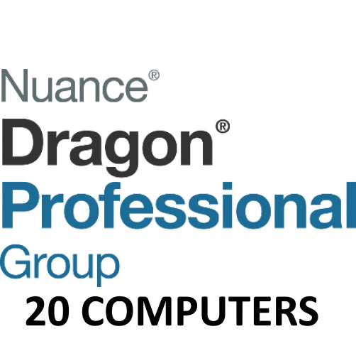 Dragon Professional Group academic 20 computer licence