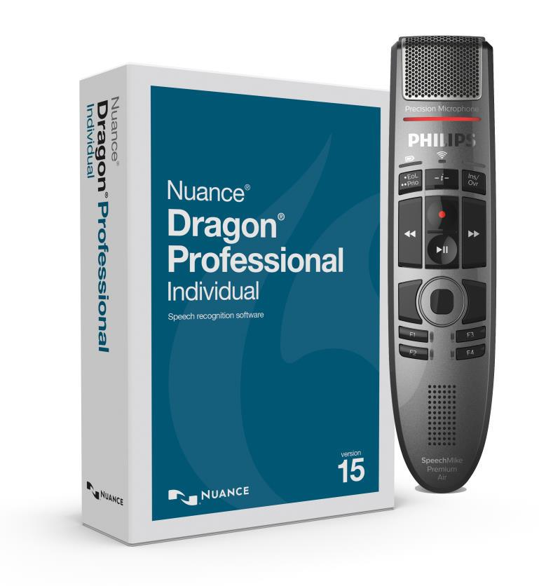 dragon professional 15 wireless speechmike
