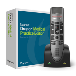 Dragon Medical Wireless Microphone philips