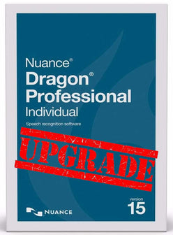 Dragon Pro to Professional Individual 15 Upgrade (Windows PC)