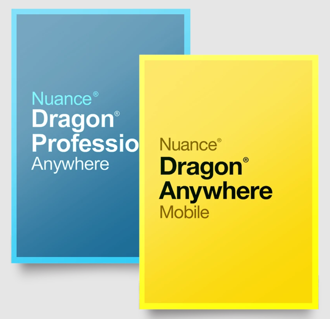 Dragon Professional Anywhere  - 1 Year