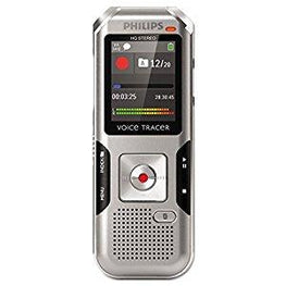 Philips Dvt4000 Voice Tracer Conversation Recording Recorder