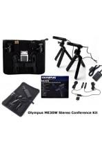 Olympus Me30W Conference Kit Voice Recorder Accessories