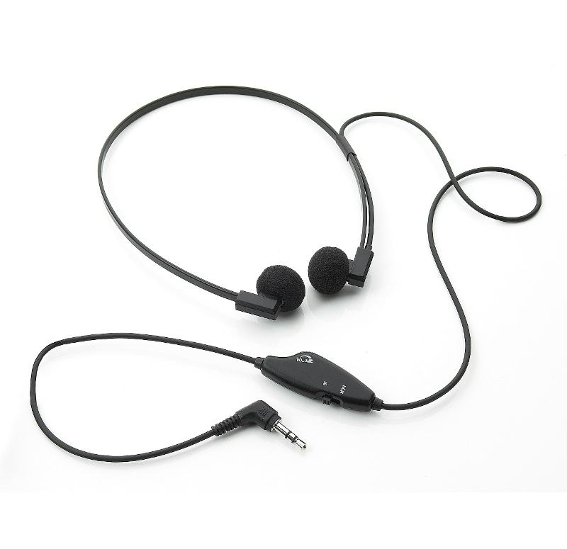 FLX-10 Transcription Headset