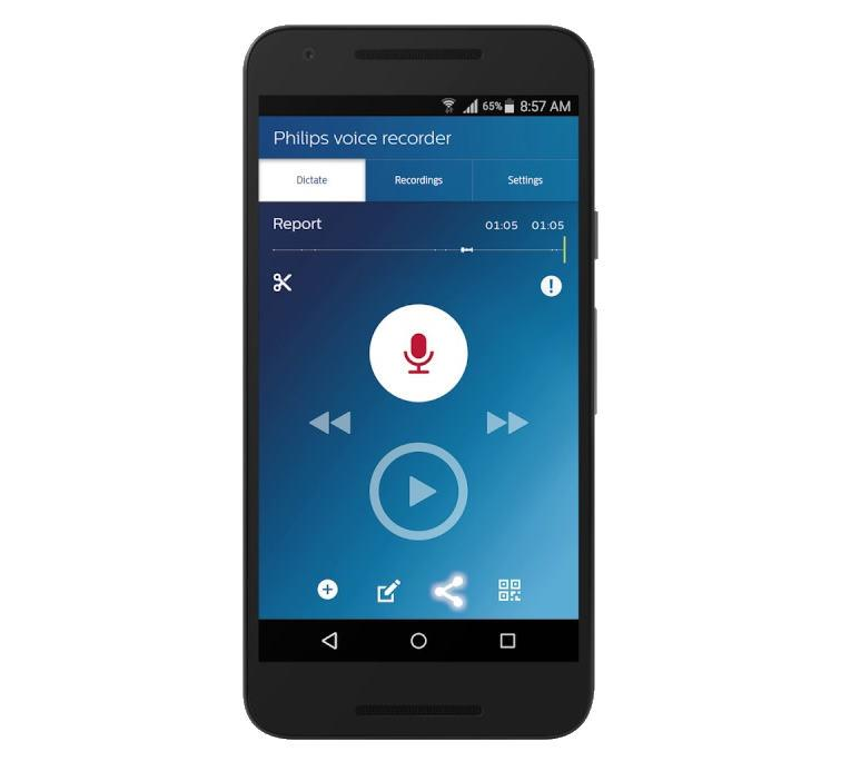 philips speechlive android samsung