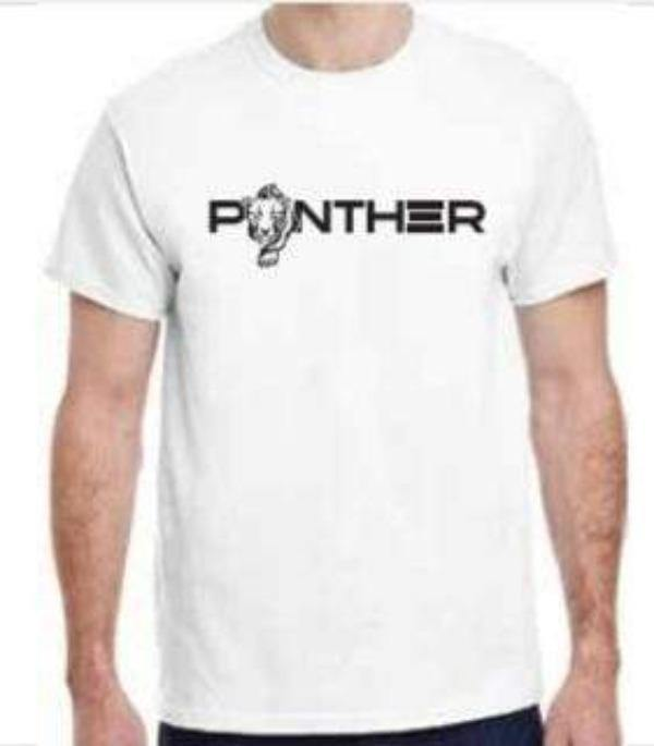 Panther Unisex Short Sleeve T-Shirt - Panther ®