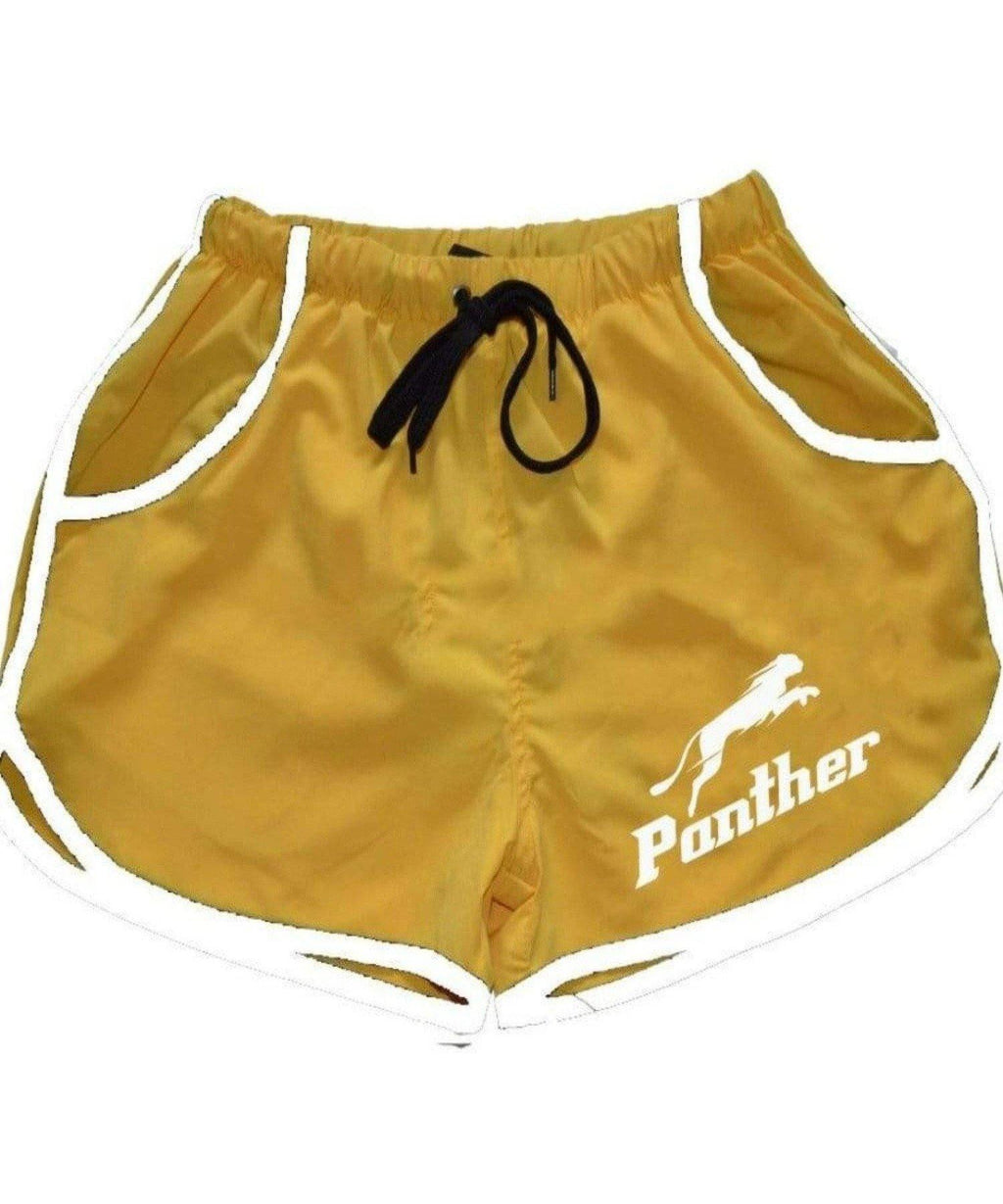 The Panther - Women Gym Short will make a great addition to your wardrobe - Panther