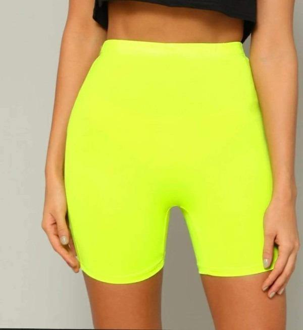 Women Bikers Shorts