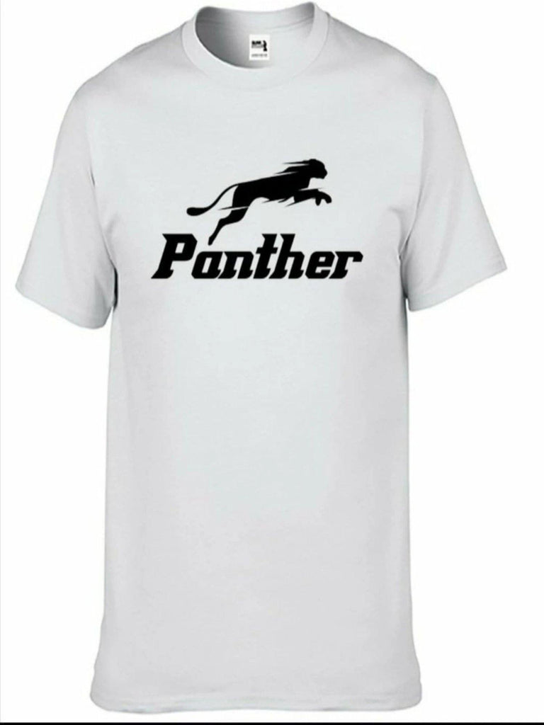 Panther Short Sleeves T-shirt - Panther ®