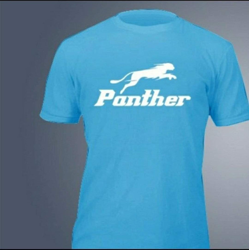 Unisex T-Shirt Lets Go Wild - Panther