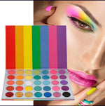 Panther Eyeshadow Pallet 35 Fabulous Colors