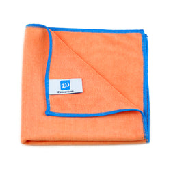 Orange Micro Cleaning Cloth
