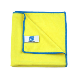 Yellow Micro Cleaning Cloth