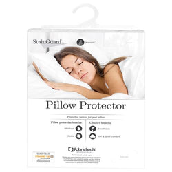 StainGuard Cotton Terry Pillow Protector