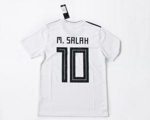 new arrival 106b1 0ca62 2017-2018 Egypt Away Jersey (#10 M. Salah)