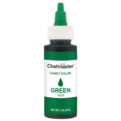 Green Liquid Candy Color Green, 2 oz.