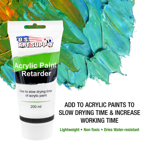 Acrylic Retarder Acrylic Medium, 200ml Tube