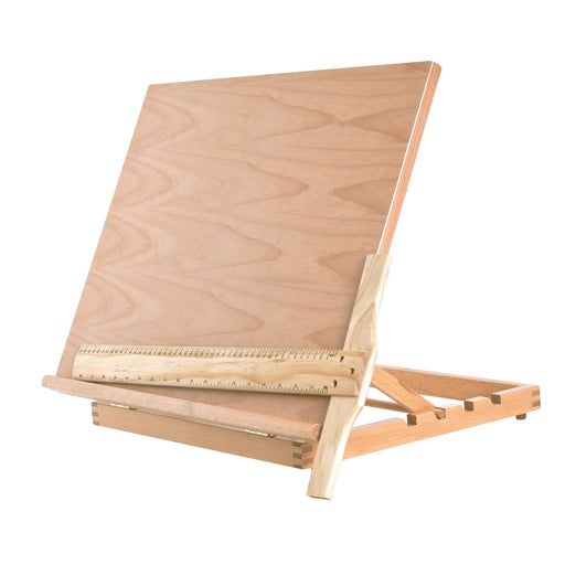 5-Position Adjustable Wood Artist Drawing & Sketching Board