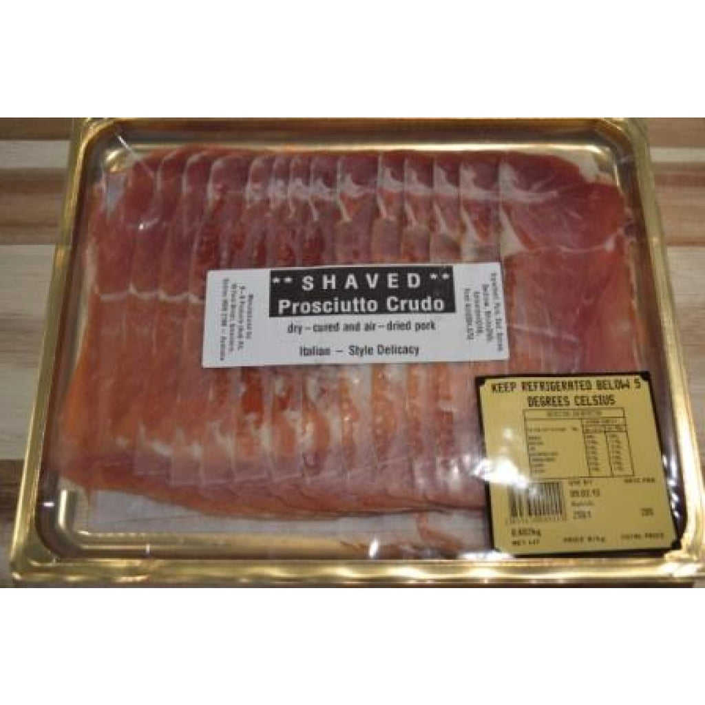 Sliced Proscuitto 500g