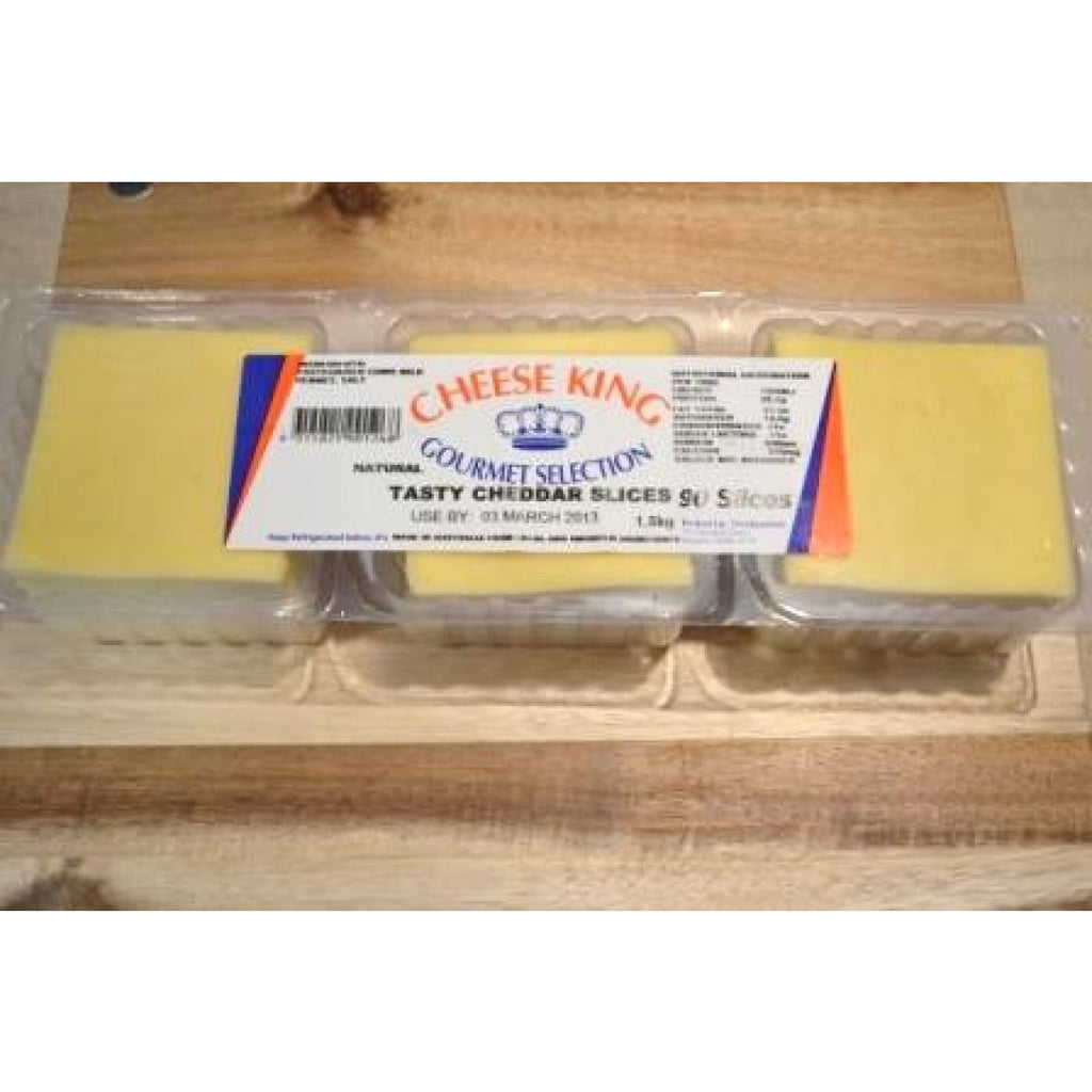 Tasty Cheese Slices 1.5kg