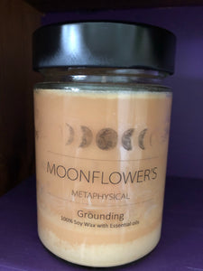 Grounding Soy Jar Candle