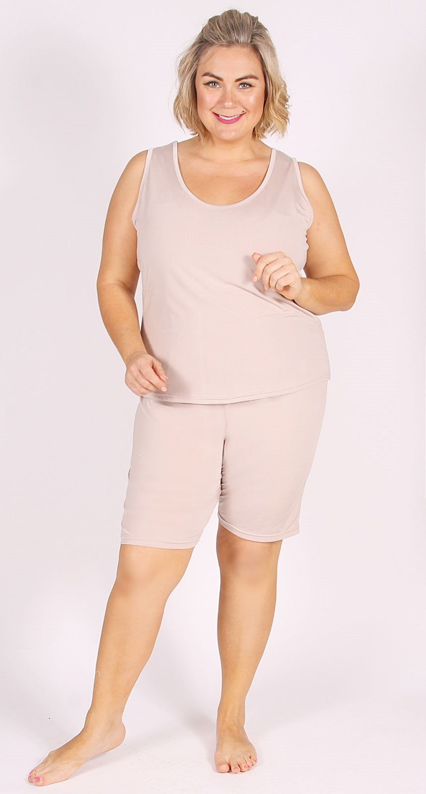 Under Garment Cami Nude