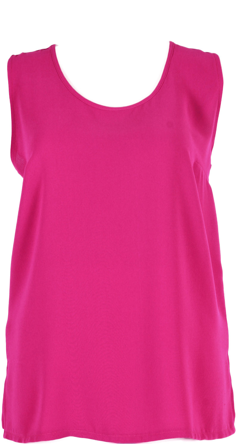 Sybil's Crepe Cami Pink