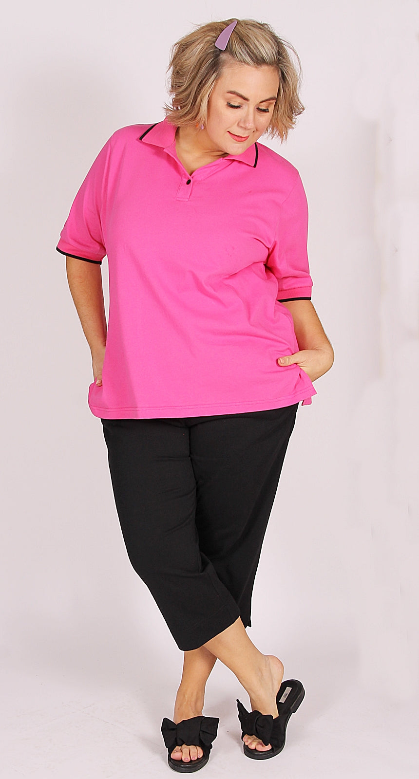 Laura Polo Pink