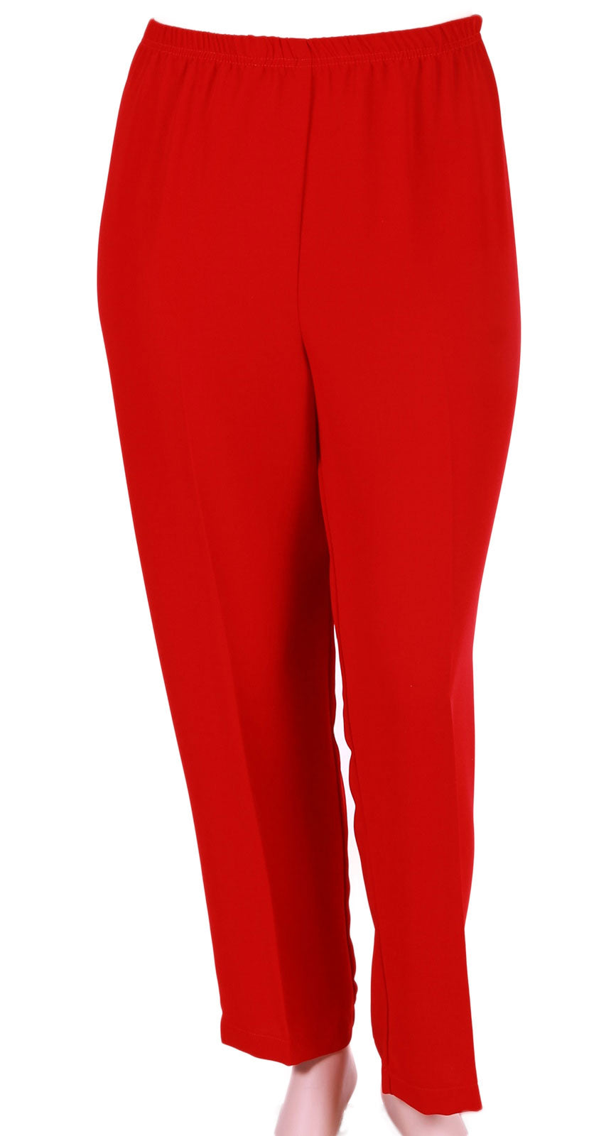 Sybil's Crepe Pant Red